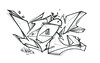 KOC - Uset (Youset) Tags: graffiti sketch outline koc uset youset koccrew