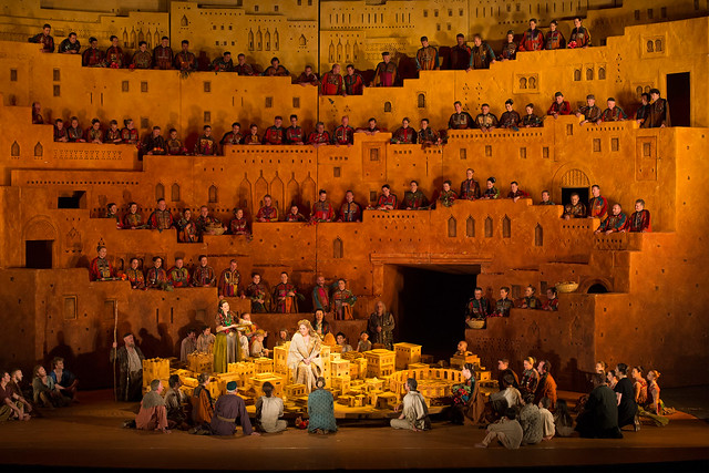 "The Royal Opera in David McVicar's production of Les Troyens. The Royal Opera 2011/12 <a href=""http://www.roh.org.uk/productions/les-troyens-by-david-mcvicar"" rel=""nofollow"">www.roh.org.uk/productions/les-troyens-by-david-mcvicar</a> Photo by Bill Cooper"