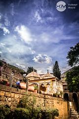 Said Pur Village (Xubayr-Mayo) Tags: pakistan sky clouds canon 1855mm islamabad saidpur 60d