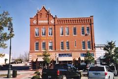 Barnesville, Ga. Masonic Hall (The Upper Room) (bamaboy1941) Tags: masons beautifuloldbuildings postoffice barnesvillega masonichallslodges restaurantcafebar