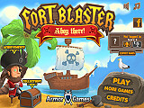 海盜砲轟堡壘(Fort Blaster - Ahoy There)