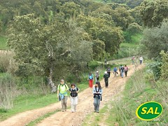 03 Abril 2011 - Pelo Vale da Ribeira Grande - Passeio Pedestre SAL (SAL Sistemas de Ar Livre) Tags: natureza alentejo caminhada sal fronteira passeiopedestre wwwsalpt pelovaledaribeiragrande