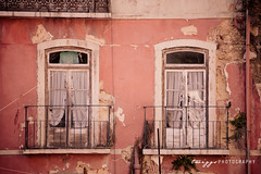 the windows in lisbon (Hello Twiggs) Tags: old windows lisbon rusty balconies travelphotography tamron70300456 twiggsphotography