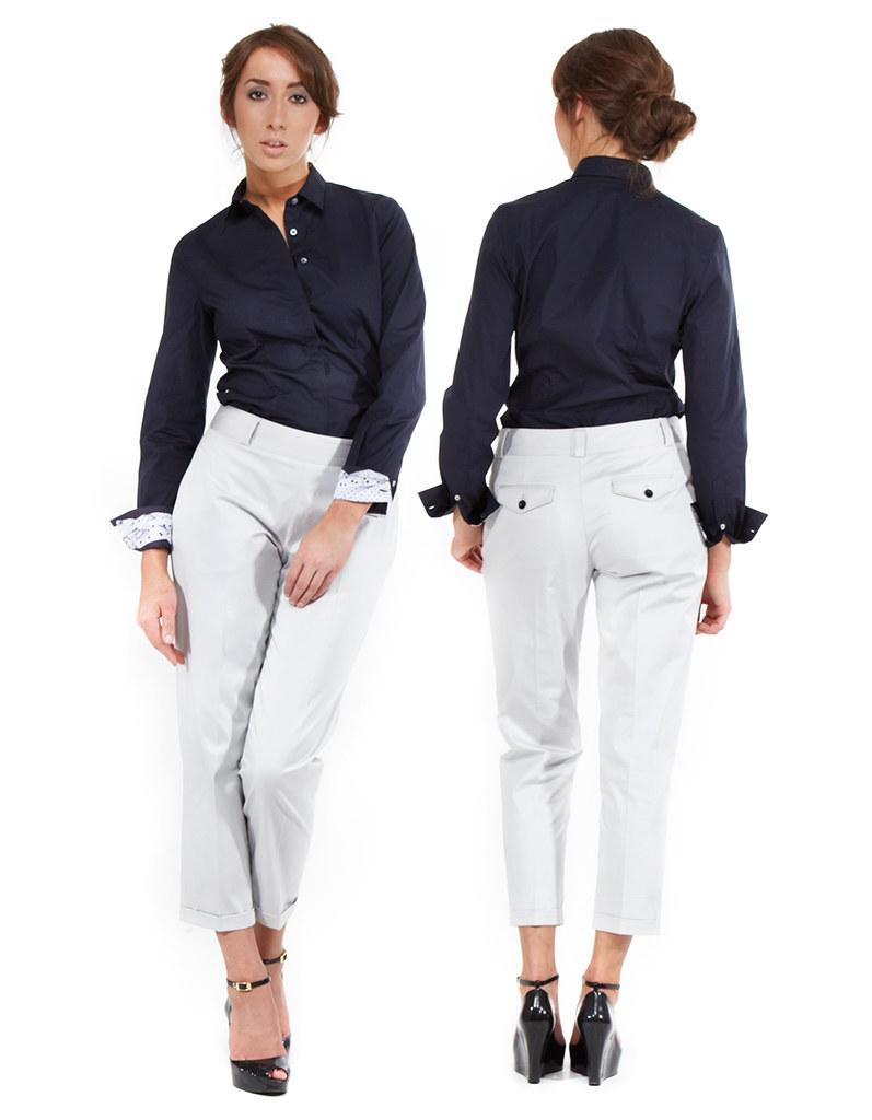 72cb852c437b29 Paul Smith Black Navy Slim Fit Shirt (JulesBltd) Tags: abstract floral  coral shirt