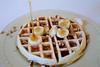 Banana Nut Belgian Waffles (sheology) Tags: food recipe banana belgian nut waffles whatthefork wtfork