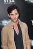Penn Badgley 'The Dark Knight Rises' New York Premiere at AMC Lincoln Square Theater