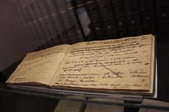 Musée des Lettres et Manuscrits (noriko.stardust) Tags: paris france museum handwriting notebook book notes journal musee note letter author manuscripts museumoflettersandmanuscripts museedeslettresetmanuscrits