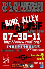 "Dore Alley Party Poster • <a style=""font-size:0.8em;"" href=""http://www.flickr.com/photos/77770650@N04/7596244298/"" target=""_blank"">View on Flickr</a>"
