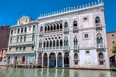 Venice / Venezia / Venedig (jurip) Tags: italien venice italy architecture kirche palace architektur venedig hdr gondel gondolieri canalgrande nikond300s