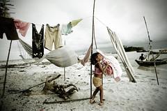 Vila de Pescadores em Ajuruteua  © Ricardo Lima (Ricardo_ Lima) Tags: brazil amazon crianças amazonia amazonlandscape