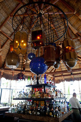 Agua Bar - A Moroccan inspired bar (thewanderingeater) Tags: bar mexico hotel agua resort loscabos presstrip loscabosmexico aguabar oneonlypamilla 5starluxuryhotel pamillaloscabosmexico 5starluxuryresort