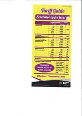 Yu Kenya Tariff Guide_Page_1
