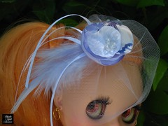 New Birdcage Veil hats for Blythe ... coming soon to Blythe Fifth Avenue