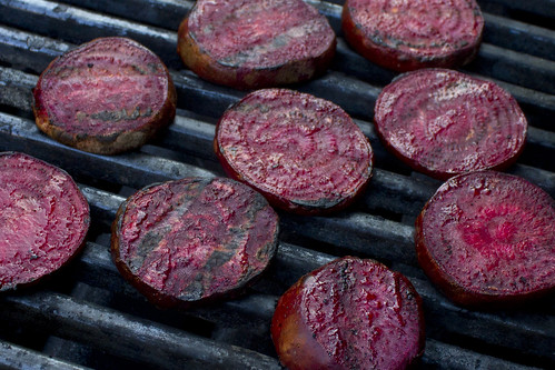 why not grill beets? by woodleywonderworks, on Flickr