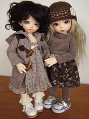 Liberty and Maddison (*alexisbears*) Tags: liberty fairyland maddison ante lewi littlefee