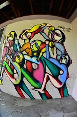 (damonabnormal) Tags: street city urban streetart art philadelphia graffiti nikon mural urbanart pa philly phl urbanite labrona d7000 vandalog nikond7000 july2012