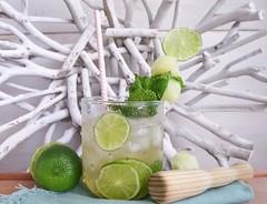Mojito con meln3 (martatrini) Tags: mojito melon drink coctail summer beach