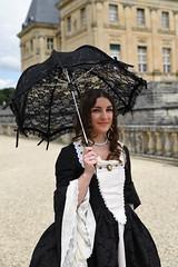 Vaux-le-Vicomte, Journe Grand-Sicle 2016 (Micleg44) Tags: vauxlevicomte maincy seineetmarne iledefrance france chateau grandsicle piquenique djeuner 2016 costume portrait