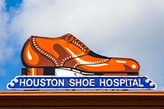 Gotta Go See a Doctor (Thomas Hawk) Tags: america houston houstonshoehospital texas usa unitedstates unitedstatesofamerica neon fav10 fav25