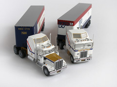 P7049008@ (Groch1) Tags: trainworx n 1160 twx51021 twx59027 kenworthk100 kenworthw900 w900 k100 vit200 bicentennial aerodyne truck
