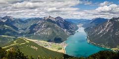 Pertisau am Achensee (USpecks_Photography) Tags: pertisau achensee tirol tyrol austria sterreich bergsee see lake alps alpen hiking brenkopf
