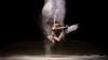 alice (alan.velain) Tags: 20160525 abandonné alice cheveuxlong danceuse farine hangard jolie sexy danseuse poussière deuxpièces canon 6d alanphotographiecom alanvelain