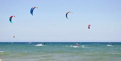 Kitesurfing (vanilla_jo) Tags: kitesurfing kitesurf surfing surf extremesports sport sea beach summersport
