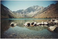 Convict Lake (kevinmarquezphoto) Tags: vivitar ultra wide slim 35mm toy inyo national forest nature hiking 395
