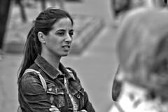 Robado traineras girl (R.D. Gallardo) Tags: robado bw blanco black bn negro white raw hdr