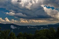 Deerlick Gap Overlook (EHPett) Tags: blueridgeparkway northcarolina scenic mountains clouds fog trees overlook peaks