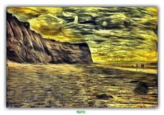 SITE DU CAP BLANC-NEZ / PLAGE D'ESCALLES (2)
