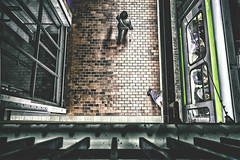 in & out (headshot no. 27) (berberbeard) Tags: hannover subway fotografie photography urban berberbeard berberbeardwordpresscom germany ilce7m2 itsnotatrick street headshot ubahn haltestelle station deutschland