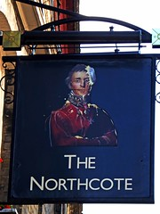 Northcote (Draopsnai) Tags: northcote pub pubsign man portrait pie northcoteroad battersea wandsworth