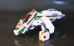 Starfigher RMX Challenge (SpirituInsanum) Tags: moc lego starfighterrmxchallenge space octan
