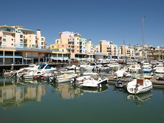 Albureira Marina. (No1bus) Tags: portugal algarve albufeira boats