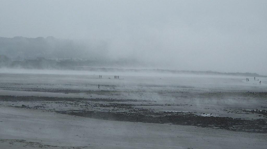 Misty Vazon Beach