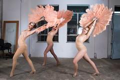 L'Amour Rehearsal (austinspace) Tags: woman man portrait spokane washington burlesque performance concert show dance song sing singing music striptease dancing ballet