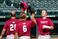 Fall Ball - Sept 21-33 (Rhett Jefferson) Tags: arkansasrazorbackbaseball blakewiggins hunterwilson jackbenninghoff
