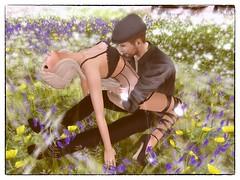 Heartkiss (MsDarkSecret) Tags: vr creatons dark sl secondlife second life pose heartkiss heart kiss poses love fantasy beauty gacha maitreya