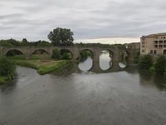Puente Viejo, Carcasona, Francia
