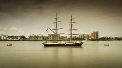 _MG_9556 MORGENSTER (lee.45) Tags: london england unitedkingdom gb sailroyalgreenwich tallships thames historicships historic riverthames river sails morgenster