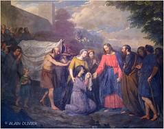 Funérailles du fils de la veuve de Naïm