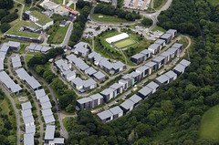 Falmouth University Penryn Campus aerial image (John D F) Tags: falmouth university penryn campus cornwall aerial aerialphotography aerialimage aerialphotograph aerialimagesuk aerialview droneview hallsofresidence
