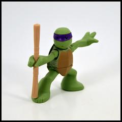 1 Year In A Toybox 2, 268_366 - Donatello [Ninjas In Training] (Corey's Toybox) Tags: teenagemutantninjaturtles ninjaturtles tmnt actionfigure figure toy playmates nick nickelodeon donatello ninjasintraining 1yearinatoybox2