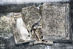 word of god_cc (jdaverth) Tags: new orleans graveyards cemetaries cemetary graveyard stone