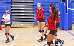 IMG_3027 (SJH Foto) Tags: girls volleyball high school mount olive mt team tween teen teenager varsity huddle cheer