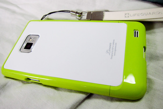 SGP Linear for GALAXY S II