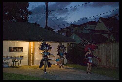y Danza Azteca Taxcayolotl