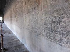 Mural @Angkor Wat
