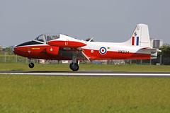 BAC 84 Jet Provost T5 G-BWSG / XW324 (Andy C's Pics) Tags: southend sen bac southendairshow jetprovost gbwsg egmc xw324 bac84
